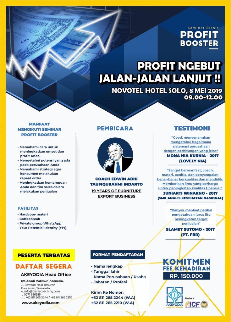 Leaflet Profit Booster