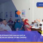 Jasa Pelatihan Karyawan untuk Menumbuhkan Sense of Belonging