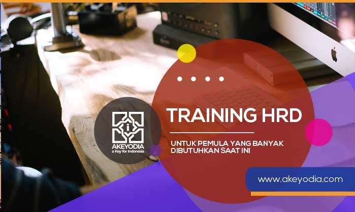 Training HRD untuk Pemula yang Banyak Dibutuhkan Saat Ini