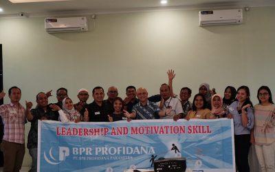 In House Training BPR Profidana Paramitra Yogyakarta