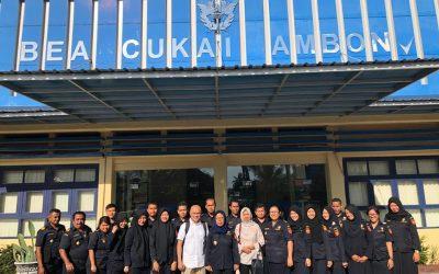 IHT : In House Training dari Akeyodia untuk Bea Cukai Ambon