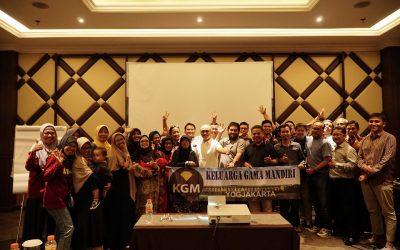 Kelas Wirausaha Bersam KGM : Keluarga Gama Mandiri Yogyakarta