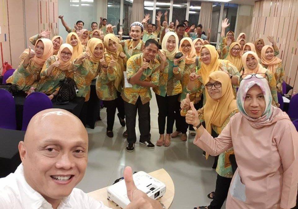 Yogyakarta : Seminar Bersama Puskesmas Sukamerang Kab. Garut