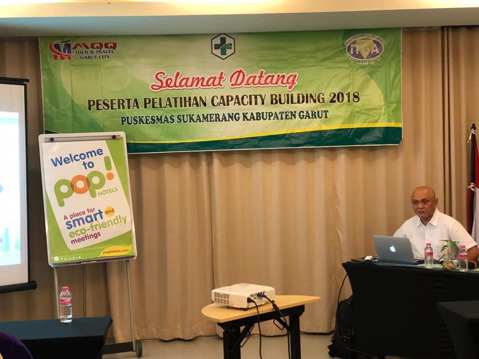 Seminar Bersama Puskesmas Sukamerang Garut