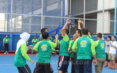 Executive Coach Training di BULOG Pusat