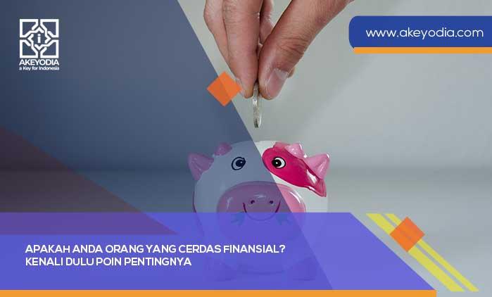 Apakah Anda Orang yang Cerdas Finansial