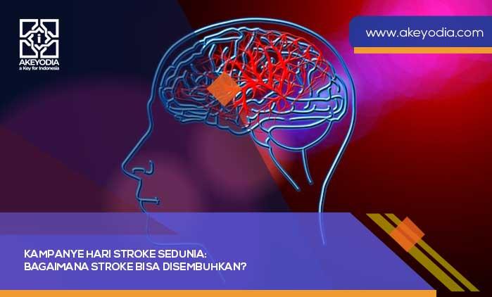 Kampanye Hari Stroke Sedunia: Bagaimana Stroke Bisa Disembuhkan?
