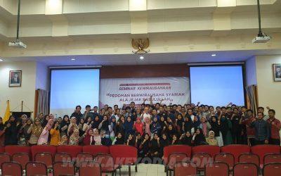 Seminar Kewirausahaan Berbasis Syariah Keluarga Muslim Fakultas Peternakan UGM