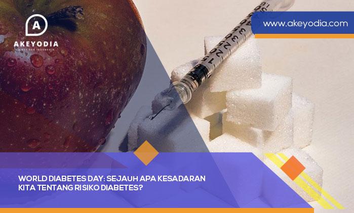 World Diabetes Day: Sejauh Apa Kesadaran Kita tentang Risiko Diabetes?
