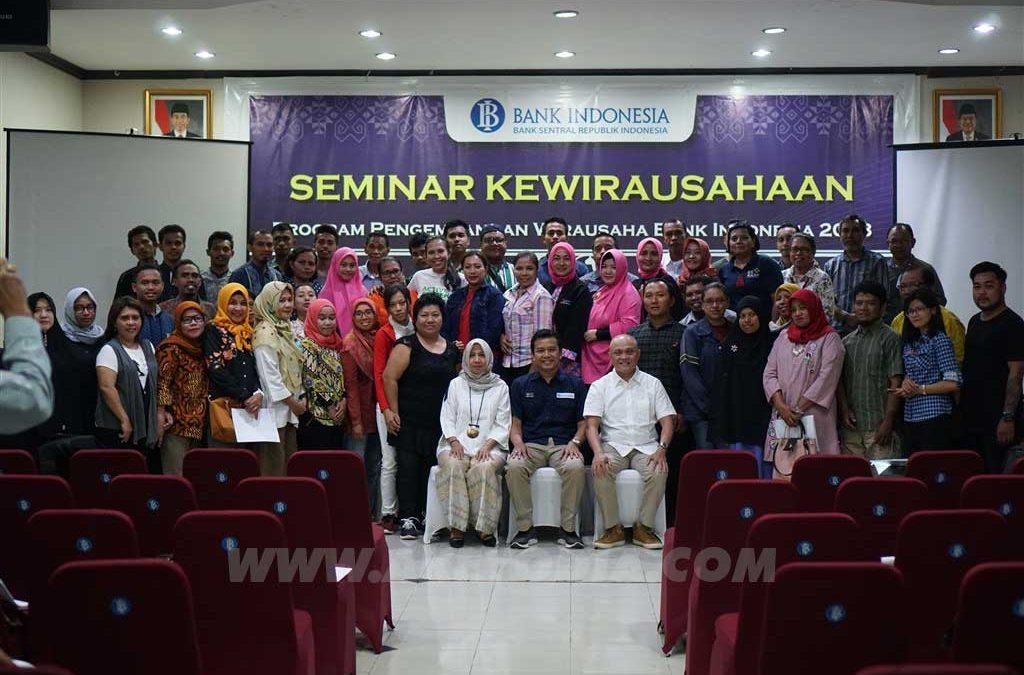 Seminar Kewirausahaan agar Tepat dalam Memetakan Peluang Usaha