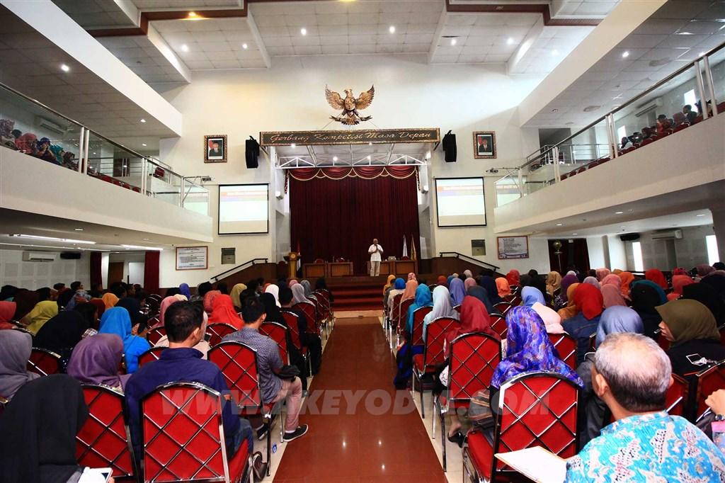 Training untuk Mahasiswa agar Siap dan Tangguh PGRI Yogyakarta