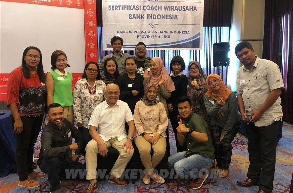 Program Sertifikasi Coach Wirausaha Binaan Bank Indonesia (WUBI) untuk Wirausaha Unggul