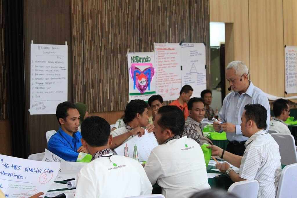 Leadership Training untuk Mencetak Tim Berkualitas di Perusahaan Anda