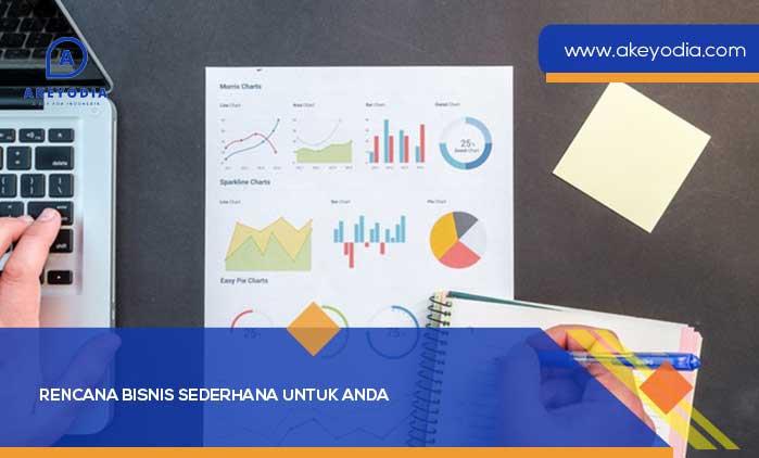 Rencana Bisnis Sederhana untuk Anda