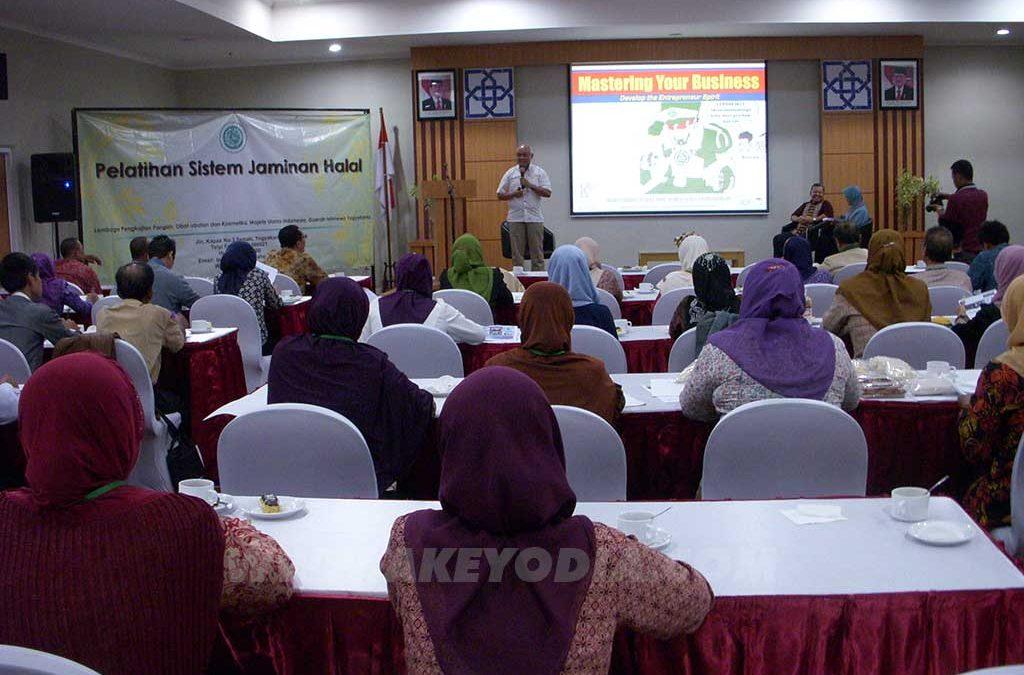 Sistem Jaminan Halal 1