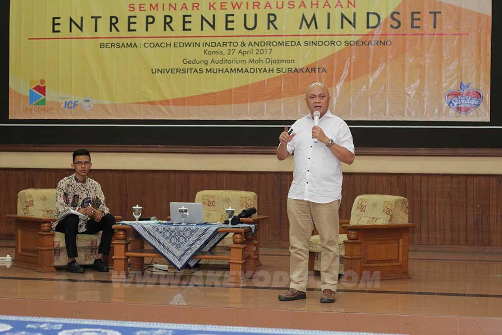 UMS Entrepreneur Mindset