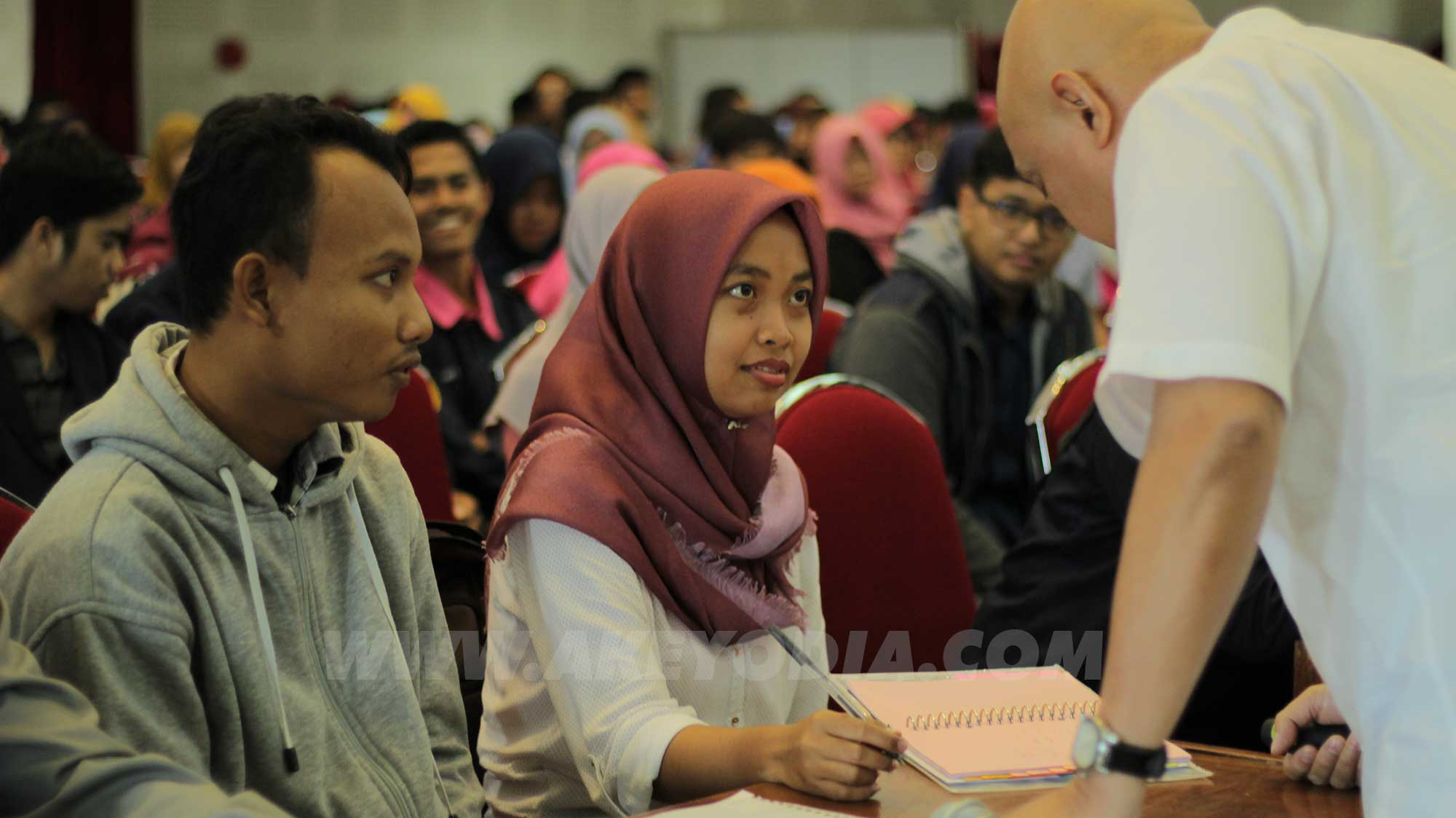 Program Seminar Kewirausahaan untuk Entrepreneur yang Berkarakter