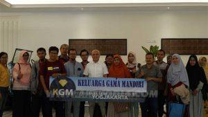 Program Kelas Wirausaha KGM Yogyakarta