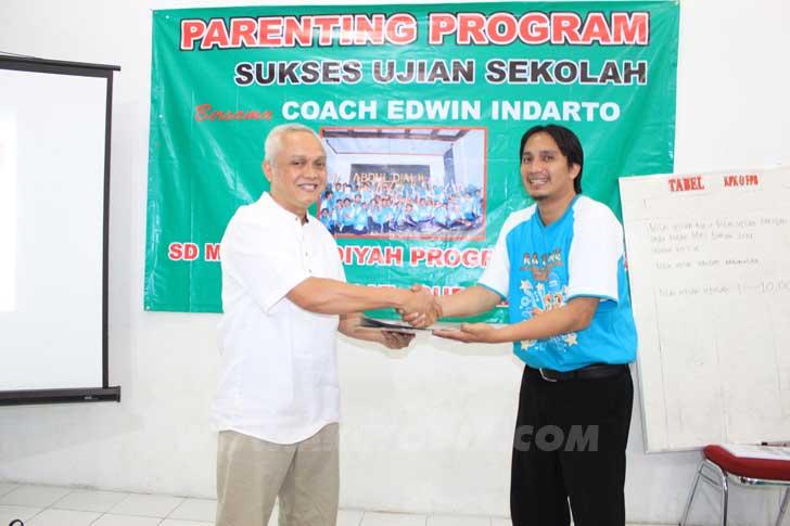 Program Seminar Parenting untuk Orang Tua dan Anak Hebat