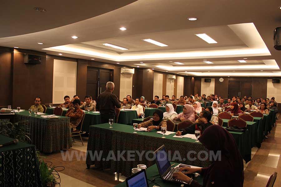 Workshop Peningkatan Daya Saing UMKM