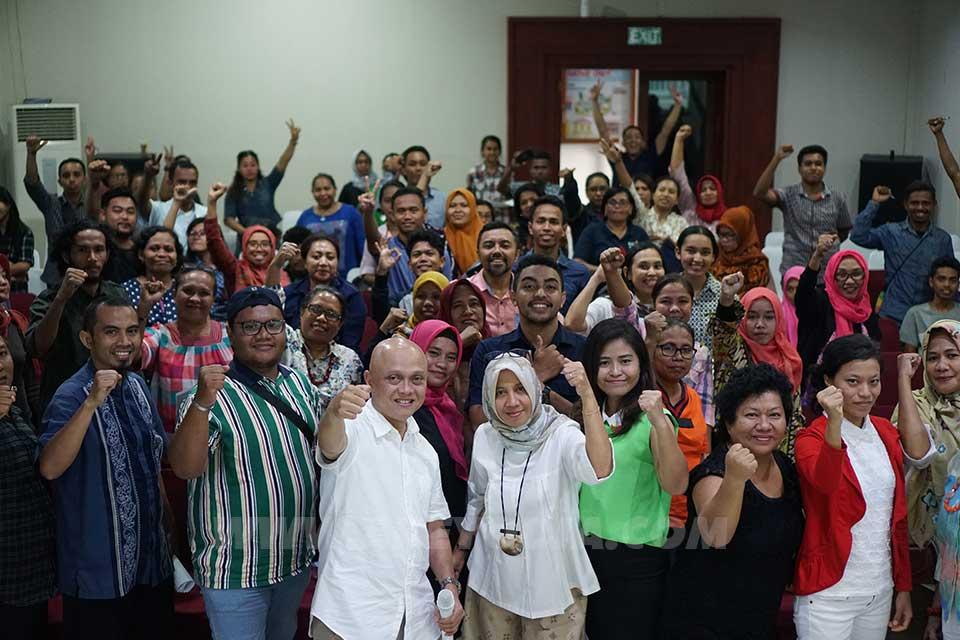 Program Wubi III Wilayah Maluku Untuk UMKM Yang Siap Bersaing Di Pasar Global