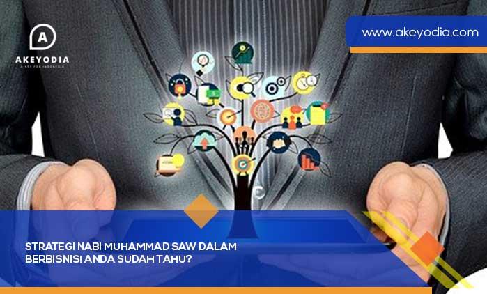Strategi Nabi Muhammad SAW dalam Berbisnis! Anda Sudah Tahu?