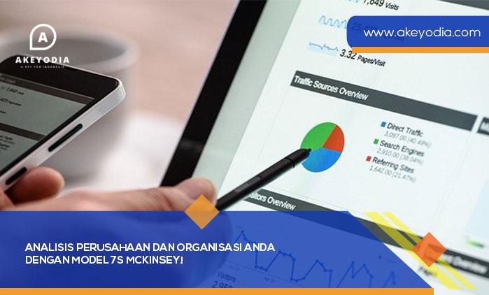 Analisis Perusahaan dan Organisasi Anda dengan Model 7S McKinsey!