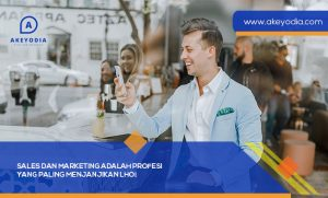 Sales dan Marketing Adalah Profesi yang Paling Menjanjikan