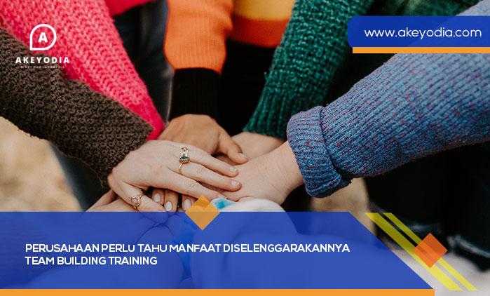 Perusahaan Perlu tahu Manfaat Diselenggarakannya Team Building Training