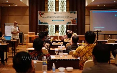 Program In House Training Capacity Building Pengolahan Pasca Panen Kopi – Klaster Kopi Binaan Bank Indonesia se-Jawa Timur