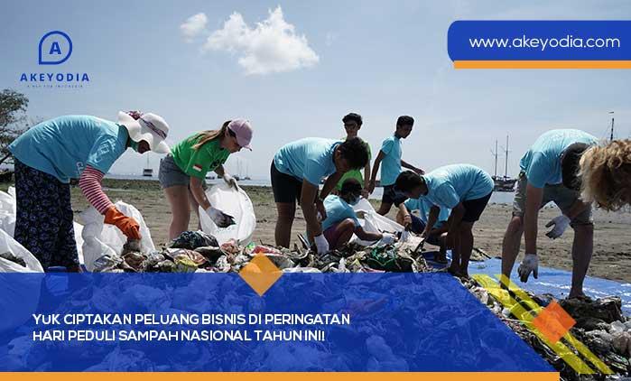 Yuk Ciptakan Peluang Bisnis di Peringatan Hari Peduli Sampah Nasional Tahun Ini!