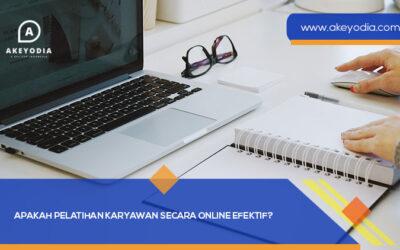 Apakah Pelatihan Karyawan Secara Online Efektif?