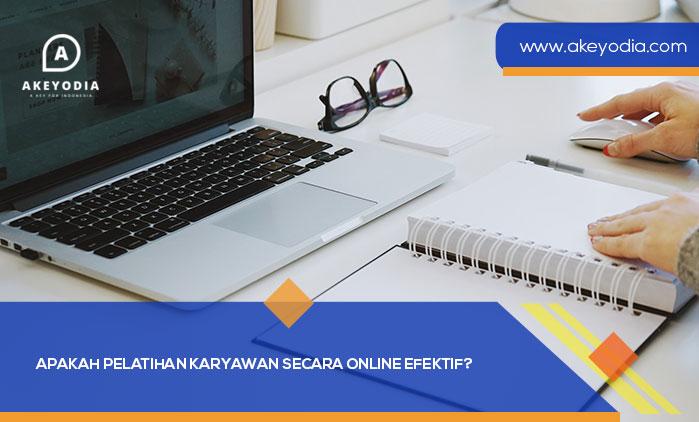Apakah Pelatihan Karyawan Secara Online Efektif