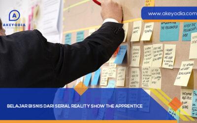 Belajar Bisnis dari Serial Reality Show The Apprentice